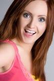 Surprised Redhead Stock Photos