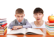 Free Surprised Students Royalty Free Stock Images - 36222369