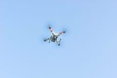 Surra eller det obemannade flyg- medlet för UAV, skott för hög vinkel Arkivbilder