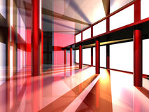 Surreal Architecture vector illustration