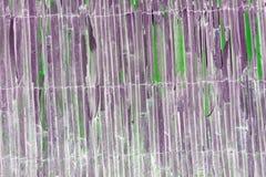 Surreal bamboetextuur als achtergrond stock fotografie
