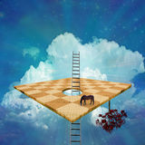 Surreal Composition Stock Photography
