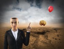 Surreal Dream, Business Sales Marketing Royalty Free Stock Photography