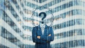 Data thief royalty free stock image