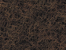 Surreal tangled root backgrounds. Abstract pattern Stock Photography