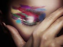 Surreale Schönheit Lizenzfreies Stockfoto