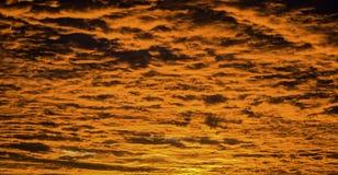 Surrealer Himmel Lizenzfreies Stockbild