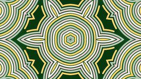 Surrealistic abstract background. Abstract kaleidoscope pattern for design.  stock illustration