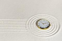 surrealistic watch för sammansättningssand Arkivbild