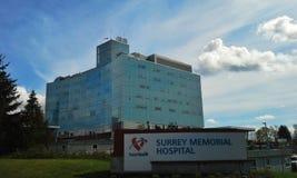 Surrey Memorial Hospital Stock Photos