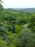 Surrey wzgórza obrazy stock