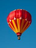 SurRichelieu för St Jean Baloon för varm luft festival Fotografering för Bildbyråer