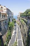 Surriento. Sorrento - ITALY Royalty Free Stock Image