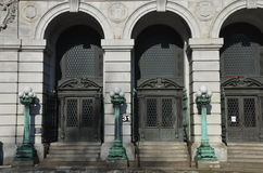 Surrogate's Courthouse, NYC Royalty Free Stock Photography