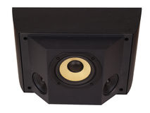 Surround sound speaker Royalty Free Stock Image