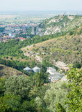 Surroundings Asenova Fortress Royalty Free Stock Photography