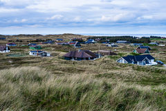 Surroundings of Hvide Sande Royalty Free Stock Photo