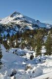 Surroundings of the ski resort Pierre Saint Martin Stock Image