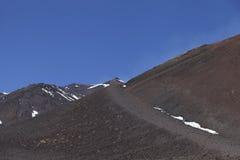 Surroundinngs del monte Etna, Sicilia Imagen de archivo