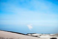 Surroundinngs del monte Etna, Sicilia fotos de archivo