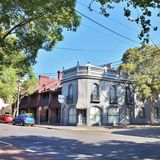 Surry Hills, Sydney Royalty Free Stock Images