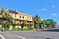 Surryheuvels, Sydney stock foto's