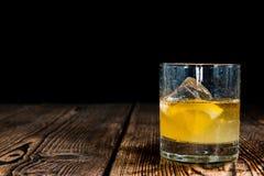 Surt för whisky arkivfoton