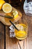 Surt för whisky arkivbild