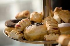 Surtido de artículos de panadería Imagen de archivo libre de regalías