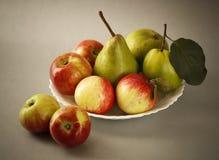 Surtido de la fruta del verano Fotos de archivo