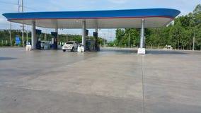 Surtidor de gasolina del PTT Foto de archivo