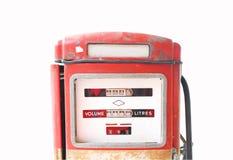 Surtidor de gasolina del vintage Foto de archivo