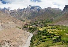 Suru valley - Jammu and Kashmir - India Stock Image