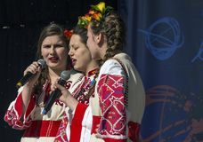 Surva Festival in Pernik, Bulgaria Stock Image
