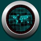 Surveillance royalty free illustration
