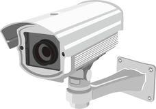 surveillance Photographie stock libre de droits