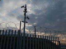 surveillance Image libre de droits