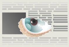 Surveillance Images stock