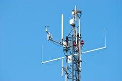 Surveillance,antenna. Stock Images