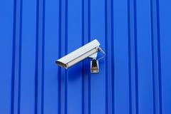The surveillance camera Stock Photo