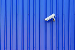The surveillance camera Royalty Free Stock Photo
