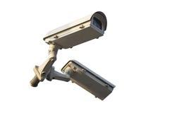 Surveillance camera or CCTV Royalty Free Stock Photo