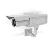 Surveillance Camera On Facade Stock Photography