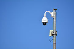 Surveillance camera Stock Image
