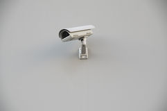 Surveillance camera Royalty Free Stock Image