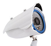 Surveillance camera Royalty Free Stock Photo