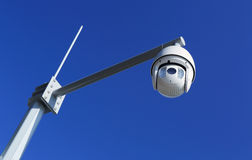 Security surveillance camera Stock Image