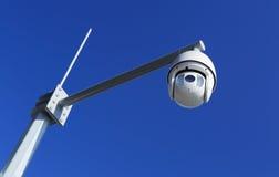 security surveillance camera Stock Image