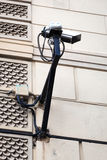Surveillance camera Stock Images