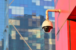 Surveillance camera Royalty Free Stock Images